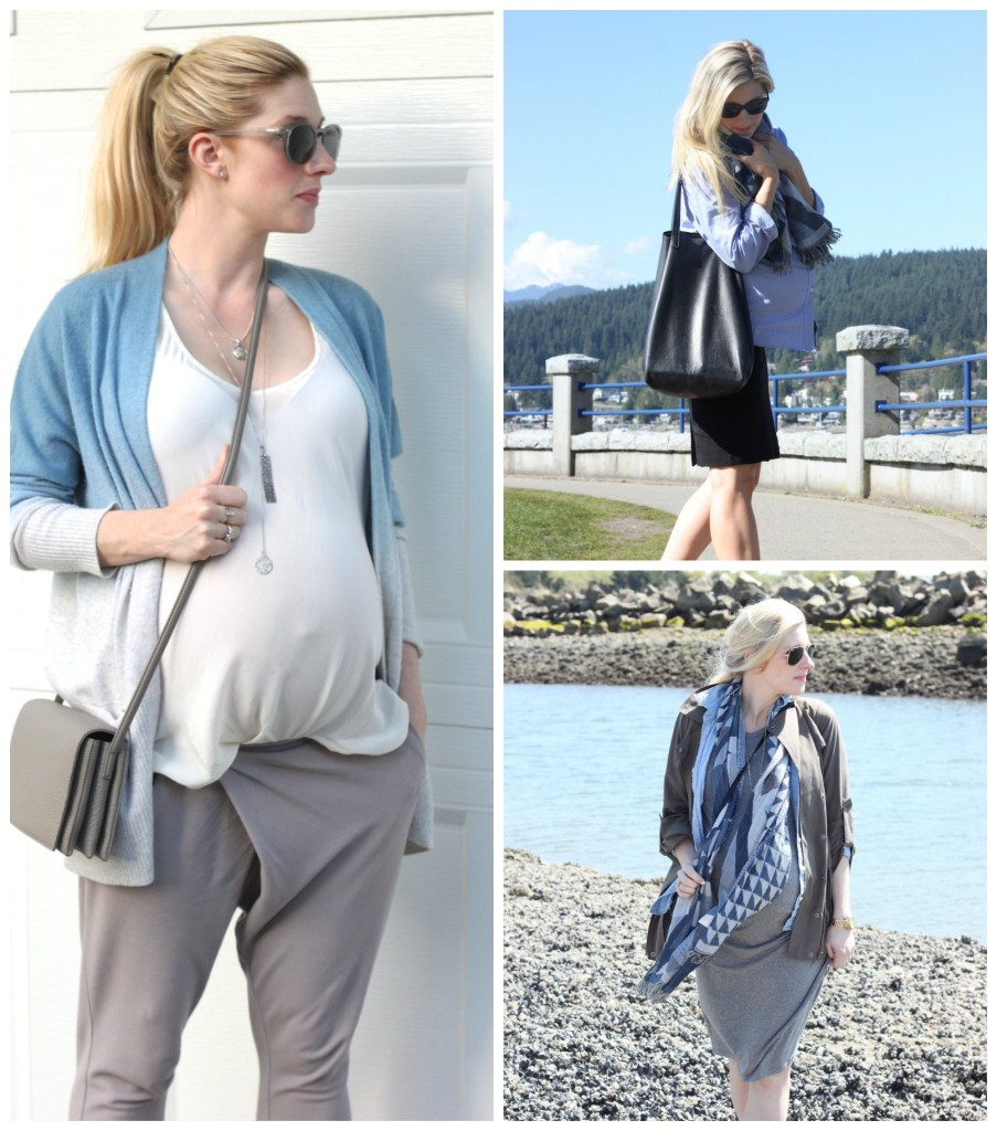 Maternity Style Collage 1.8